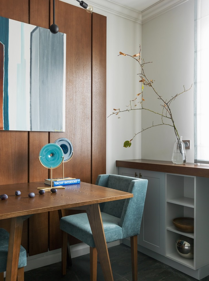 Квартира 64 м²: проект Анны Чеверевой и Елены Даркиной (фото 1)