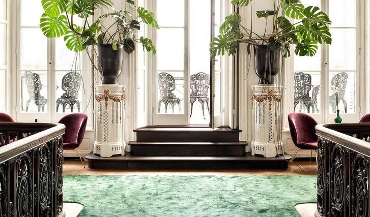 Непреходящая классика: отель Parc Broekhuizen в Утрехте (фото 4)