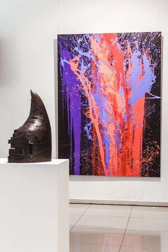 Форма & Цвет: выставка Валерия Пчелина и Игоря Михайленко (фото 4)