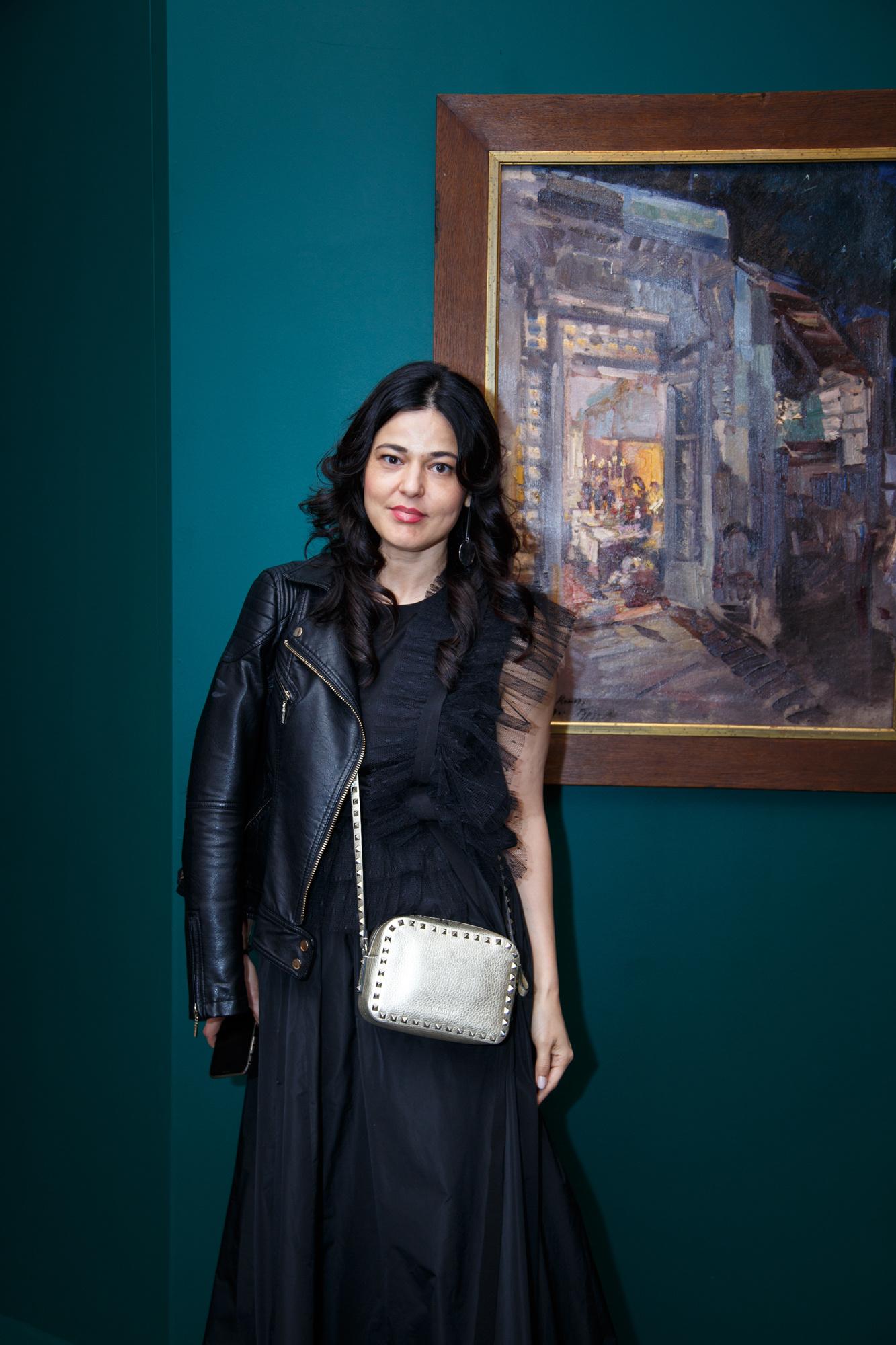 Предпоказ выставки великих русских художников от Sotheby's (галерея 2, фото 4)