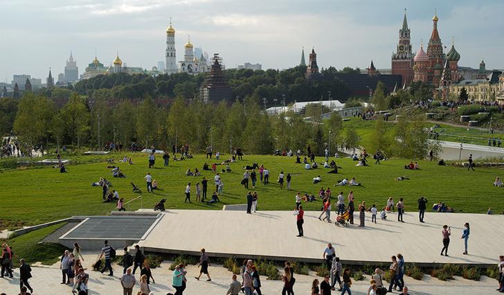 Самые красивые новые парки мира фото [2]