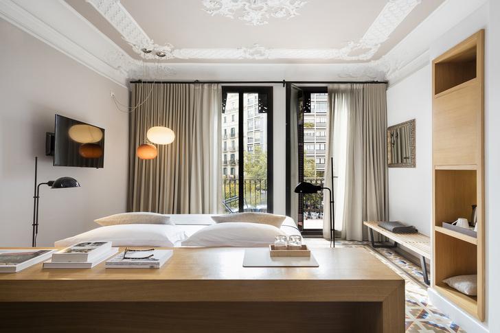 Отель Alexandra в Барселоне открылся после реновации (фото 6)