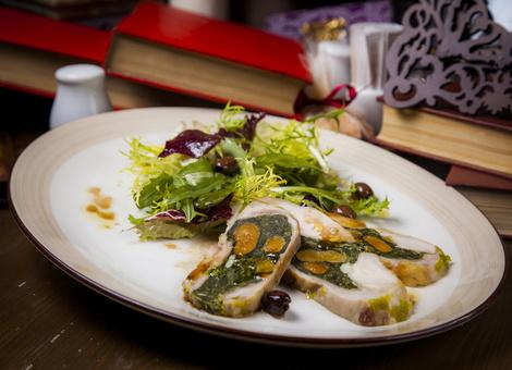 Новое слово в итальянской кухне: ресторан Borgato | галерея [1] фото [2]