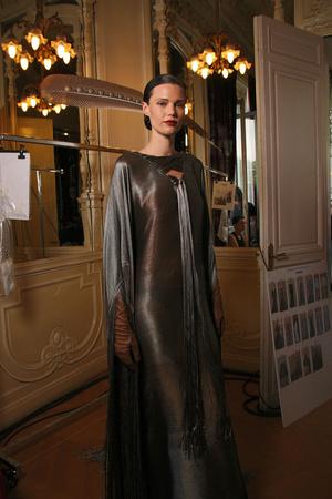 Показ Alexis Mabille коллекции сезона Осень-зима 2011-2012 года Haute couture - www.elle.ru - Подиум - фото 277154
