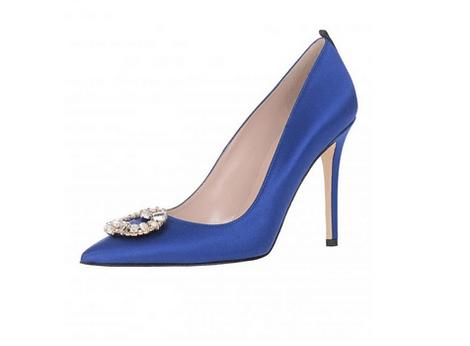 Сара Джессика Паркер создала коллекцию свадебной обуви | галерея [1] фото [1]