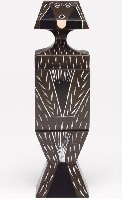 "Деревянная игрушка ""собачка"" из коллекции Wooden Dolls, дизайн Александра Жирара для Vitra, www.vitra.com"