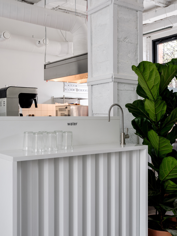 Приют аскета: московская кофейня от Asketik Studio (галерея 8, фото 1)