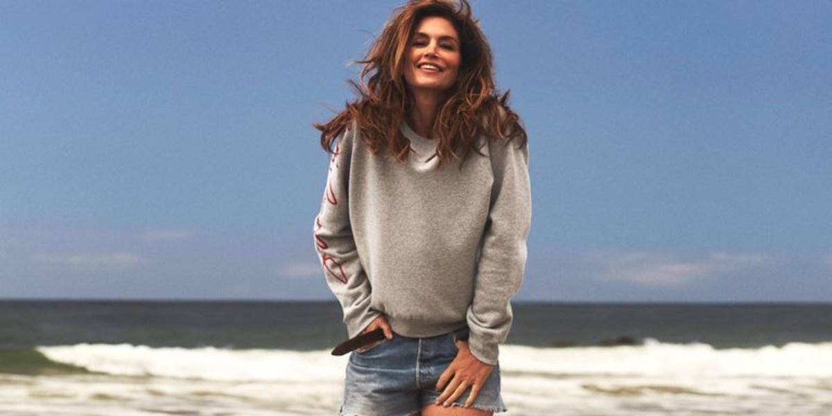 Секреты красоты Синди Кроуфорд: как в 52 года выглядеть на 30