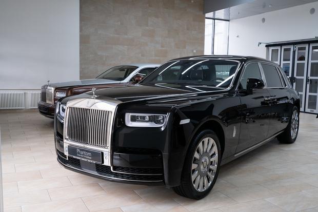 Rolls-Royce Motor Cars Moscow – лучший мировой дилер Provenance (фото 1)