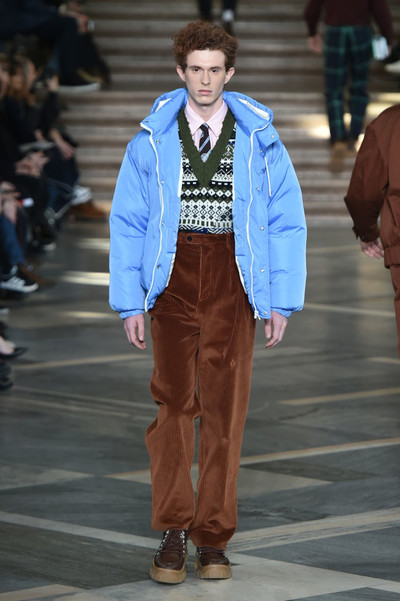 Главное, что случилось на Неделе мужской моды в Милане (галерея 10, фото 1)