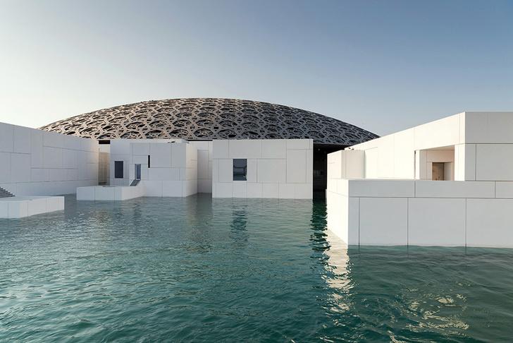 Лувр в Абу-Даби открывается 11 ноября фото [6]