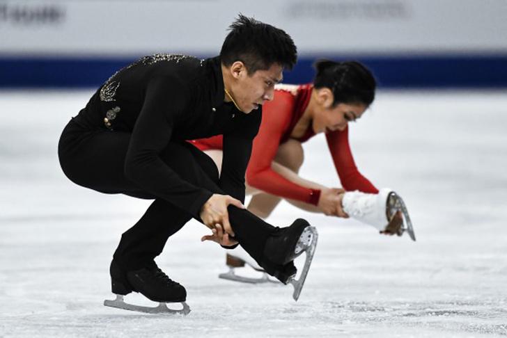 Во-первых, это красиво: фигурное катание, Олимпиада в Пхенчхане (фото 2)