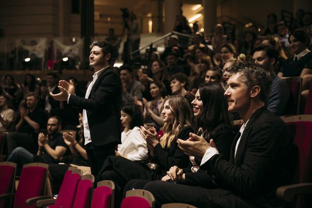 Портал в космос: презентация Nespresso в Большом театре (фото 3)