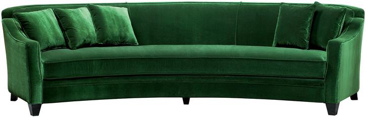 Мягкой посадки: диван от Mis en Demeure