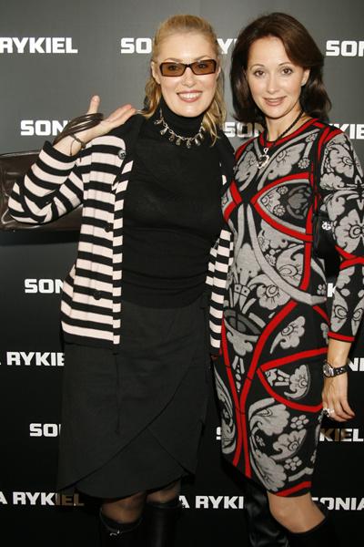 Ольга Кабо и Мария Шукшина