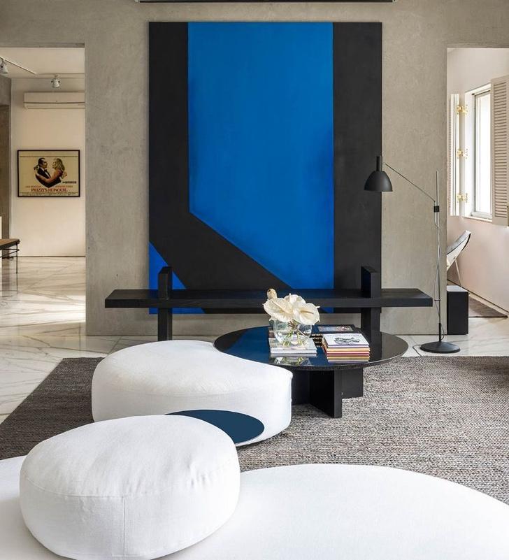 Квартира с предметами искусства в Сан-Паулу (фото 12)