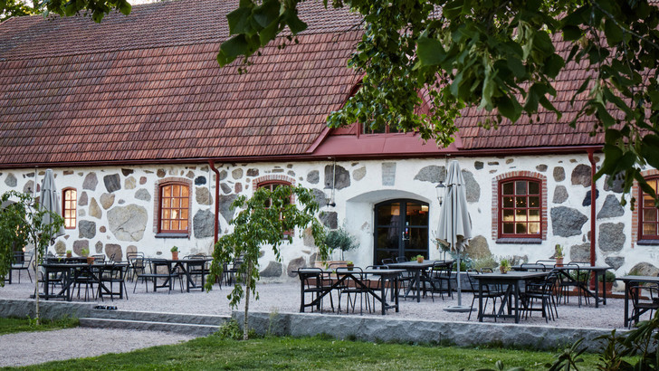 Отель и ресторан в конюшне XVIII века (фото 17)