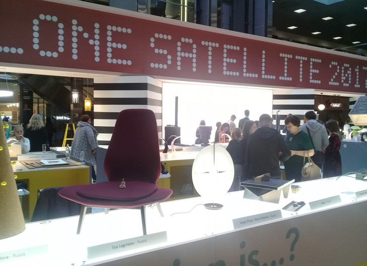Молодежка. Объявлены победители SaloneSatellite на выставке i Saloni WorldWide Moscow 2017 фото [10]