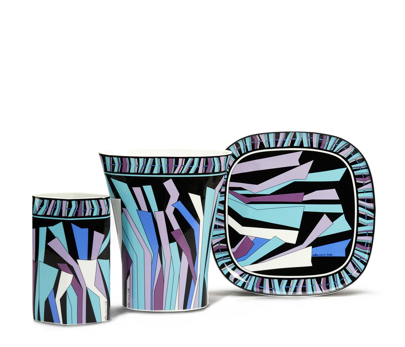 Emilio Pucci и Rosenthal переиздали архивные вазы (галерея 7, фото 0)
