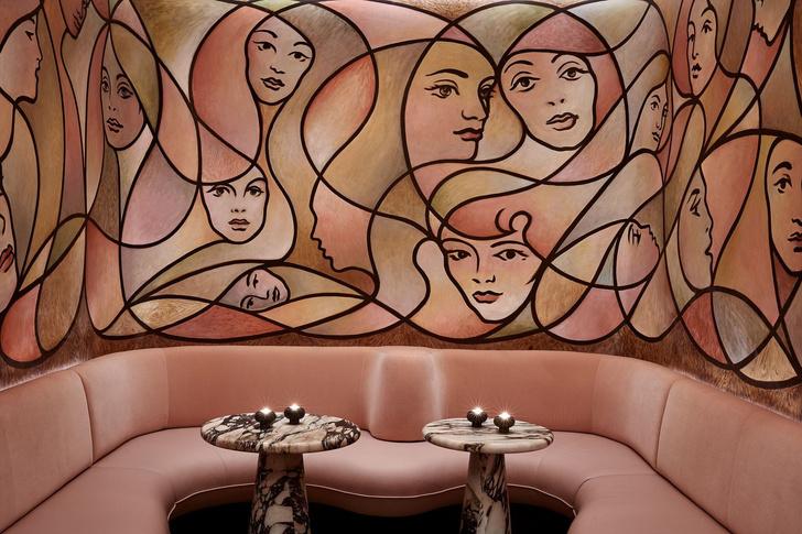 Новый Berkeley Bar по дизайну Брайана О'Салливана (фото 0)