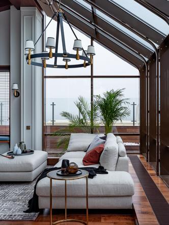 Квартира  240 м² с атмосферой загородного дома (фото 16.2)