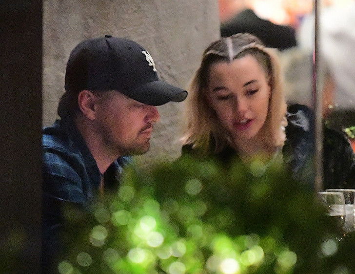 СМИ: Леонардо Ди Каприо встречается с бывшей подругой Джейдена Смита фото [1]