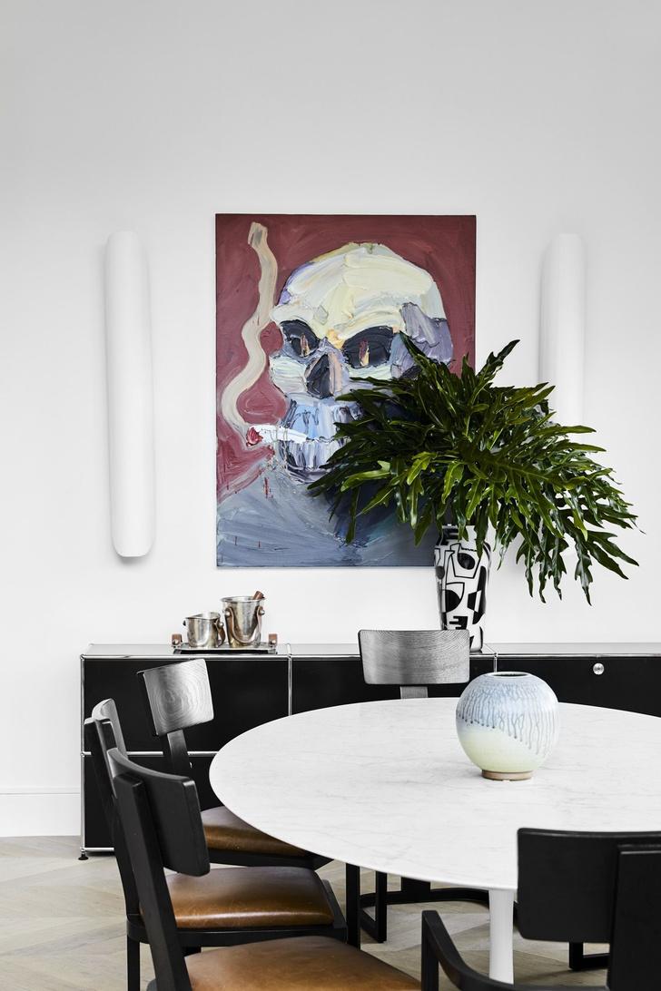 Эклектичный дом в Сиднее с предметами искусства (фото 6)