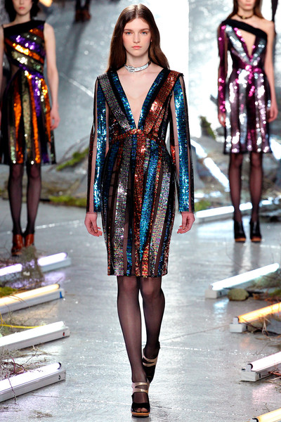 От первого лица: редактор моды ELLE о взлетах и провалах на Неделе Моды в Нью-Йорке | галерея [7] фото [2]