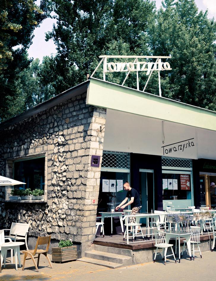 Кафе Towarzyska
