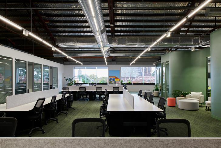 Коворкинг в Мельбурне: новый взгляд на рабочее пространство (фото 10)