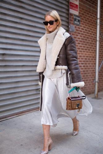 Что носят на Неделе моды в Нью-Йорке: 12 стритстайл-трендов (фото 23.1)