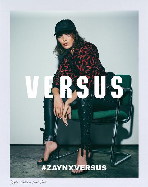 Как выглядит коллекция Зейна Малика для Versus Versace | галерея [1] фото [1]