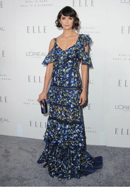 ELLE Women: самые роскошные женщины Голливуда на ежегодной премии | галерея [1] фото [2]