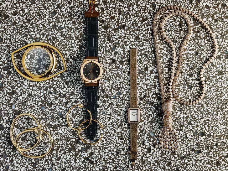 Минималистские ювелирные украшения