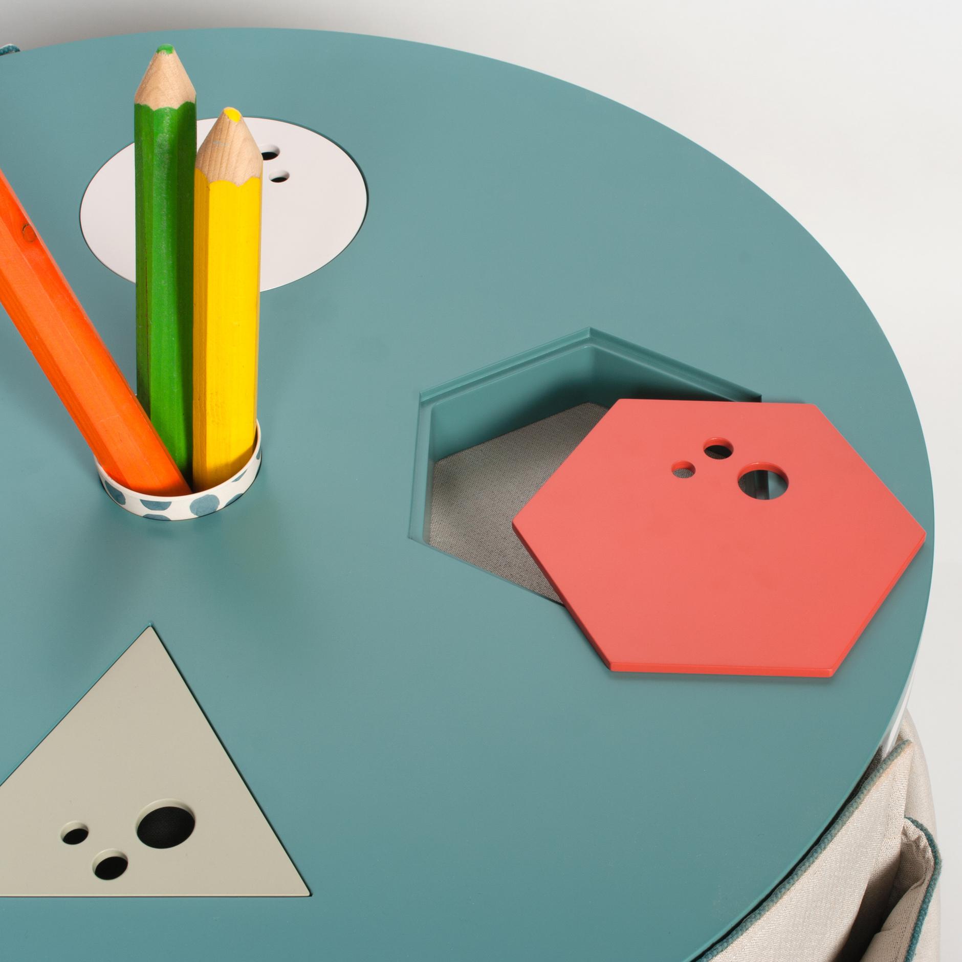 Веселые ребята: детская мебель дизайнера Натальи Гусевой (галерея 8, фото 4)