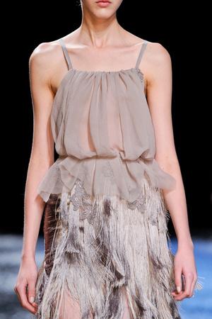 Показ Nina Ricci коллекции сезона Весна-лето 2013 года prêt-à-porter - www.elle.ru - Подиум - фото 454844