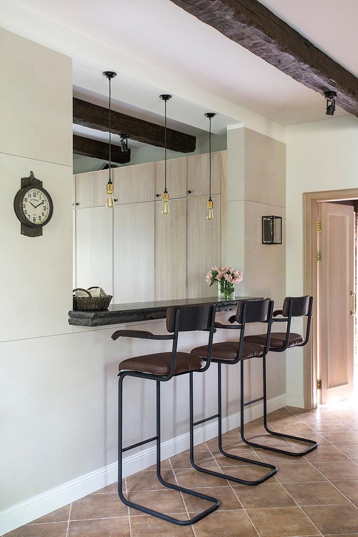 Как сделать дом в бельгийском стиле и сэкономить бюджет? фото [13]