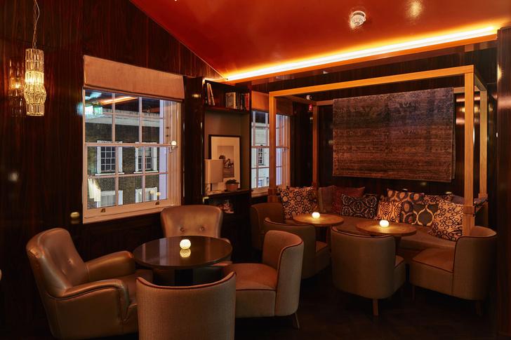 Ресторан OSH в Лондоне: проект Ирины Глик (фото 10)