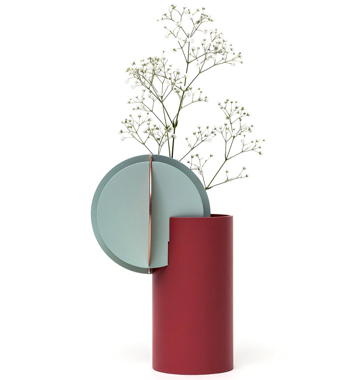 Украинская студия NOOM: супрематические вазы и светильники (галерея 3, фото 1)