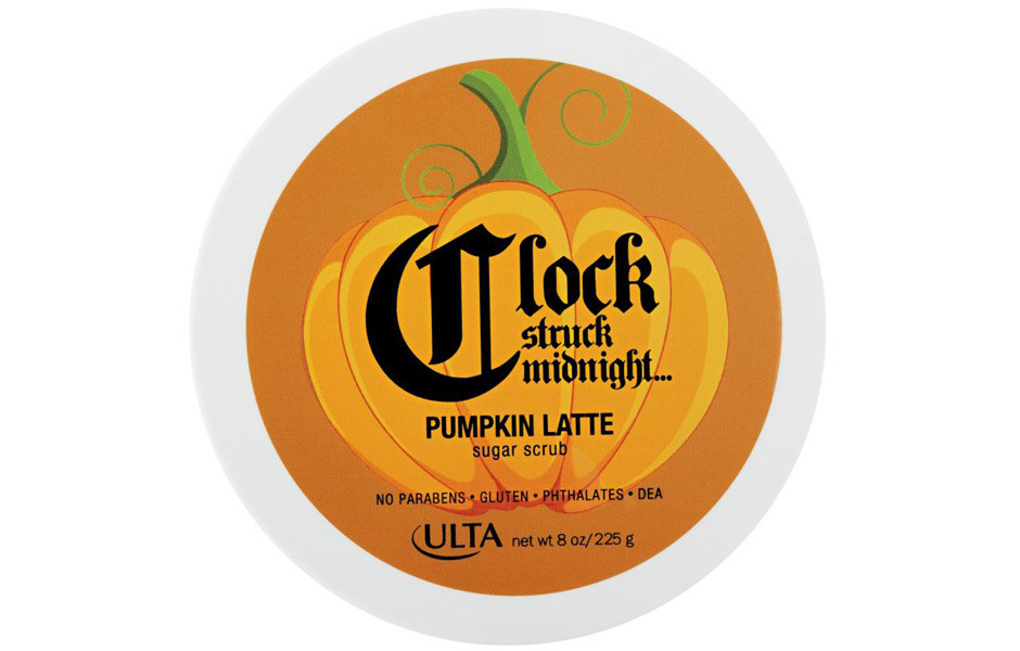 Скраб для тела Clock Struck Midnight Pumpkin Latte Sugar Scrub
