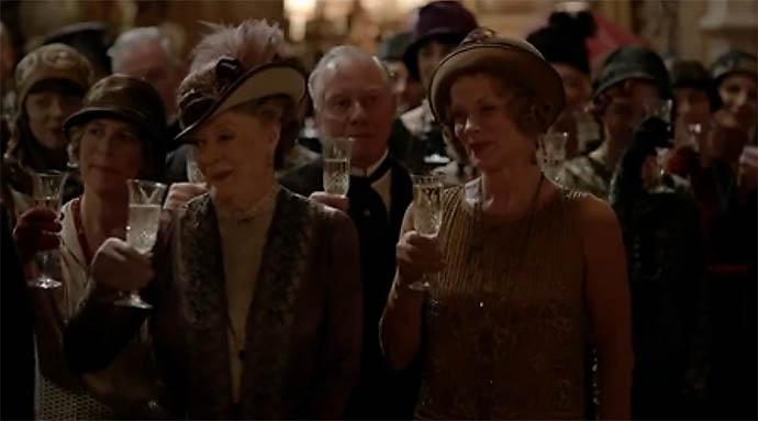 Abbey Downton