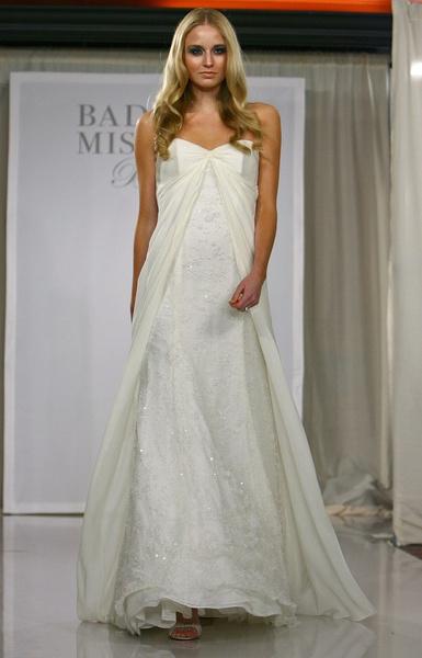 Свадебные платья для беременных невест   галерея [1] фото [5]