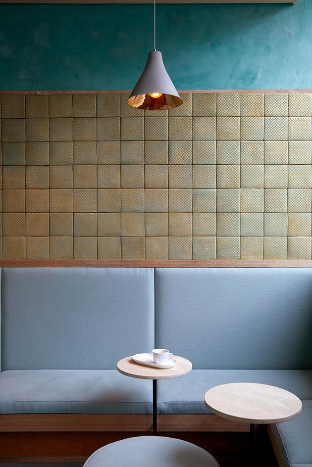 Ресторан в Лондоне (фото 3)