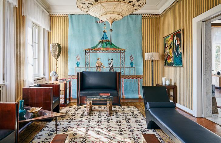 Модный дом: дома кутюрье, выставленные на продажу (фото 0)
