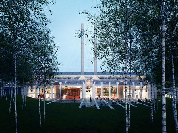 Проекты звезд архитектуры в Москва (фото 7)