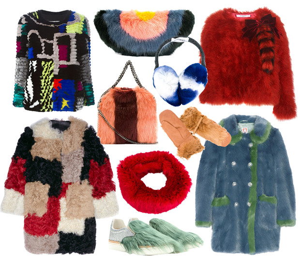 Выбор ELLE: Etro, Shrimps, Givenchy, Marni, Stella McCartney, Maison Michel, Rachel Comey, Yves Salomon, Maison Margiela, Shrimps
