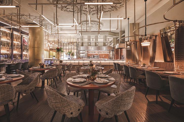 Ресторан Sartoria Lamberti: новый проект Юны Мегре (фото 9)