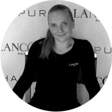 Светлана Никифорова, визажист Lancôme