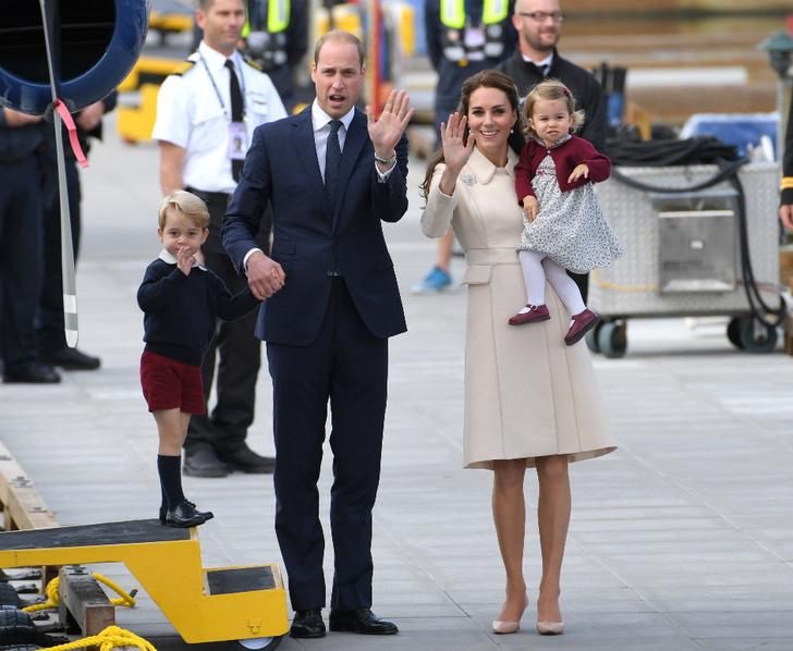Принц Уильям рассказал о самочувствии беременной Кейт Миддлтон фото [2]