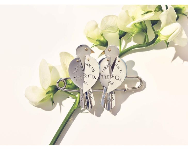 Новая классика: Tiffany & Co. представили украшения Return to Tiffany Love Bugs (фото 7)